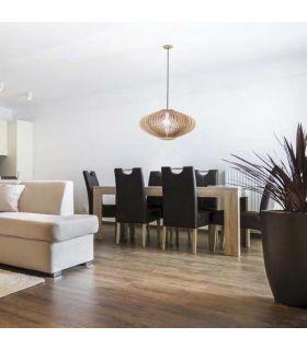 Comprar online Lámpara de techo de Madera : Modelo SAUCE