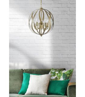 Comprar online Lámpara Redonda de estilo Clásico : Modelo PETRA