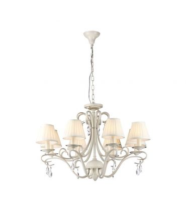 Lámparas Clasicas : Colección BRIONIA 8 luces