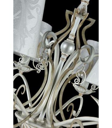 Lámparas de Araña en Metal : Colección MONILE