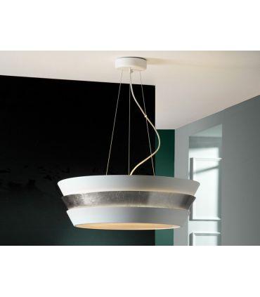 Lámparas de Techo de 6 luces : Colección ISIS plata