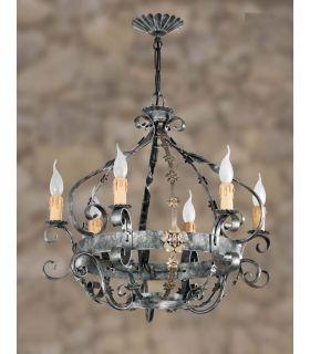 Comprar online Lámparas de forja Mod. ALBAHACA