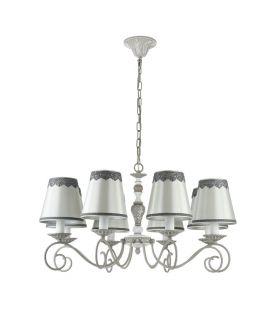 Comprar online Lámpara de Techo Clásica de 8 luces : Colección BOUQUET