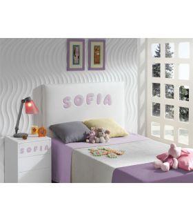 Comprar online Cabecero Infantil Tapizado BORDADO Personalizado