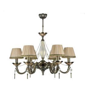Comprar online Lámpara clásica de Araña : Colección DEMITAS
