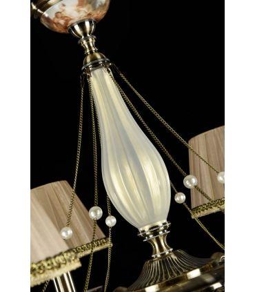 Lámparas Clásicas de Araña : Colección DEMITAS