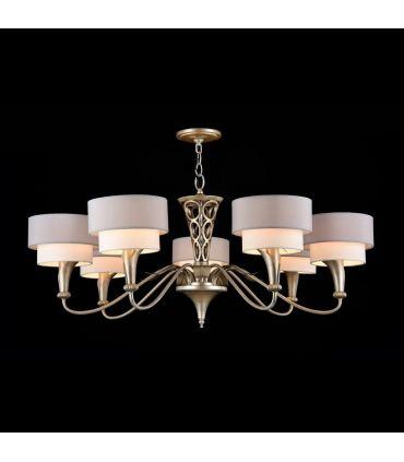 Lámpara de Techo con Pantallas de 7 luces : Colección LILLIAN