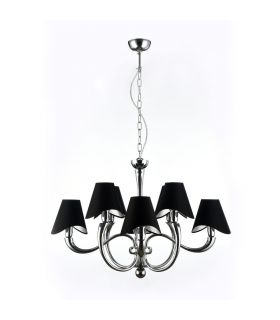 Comprar online Lámpara de Techo de Diseño 8 luces : Colección BOSCAGE