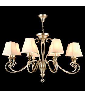 Comprar online Lámpara Clásica de 8 luces : Colección RIVE GAUCHE