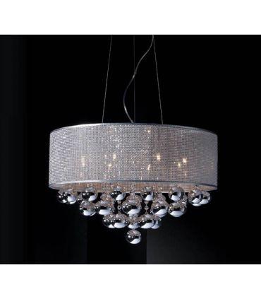 Lámparas de Techo : Colección ANDROMEDA 8 luces