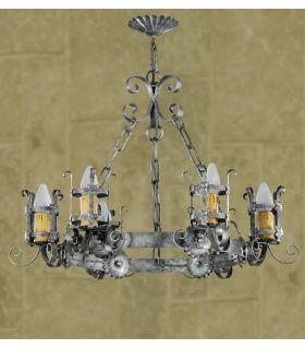 Comprar online Lámpara rustica Mod. L-94-6
