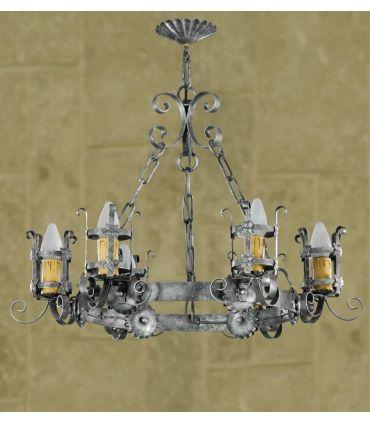 Lámpara rustica Mod. L-94-6