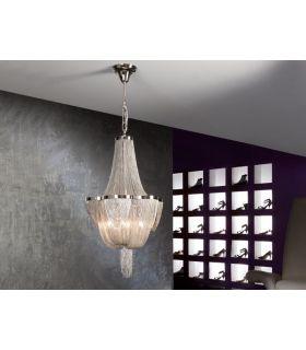 Comprar online Lámpara de techo : Colección MINERVA 6 Luces
