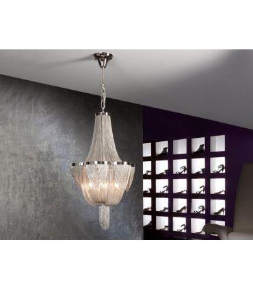 Lámparas de Techo : Colección MINERVA 6 Luces