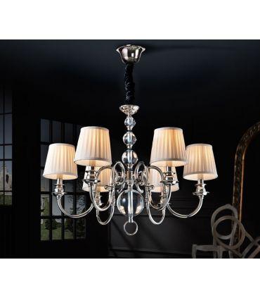 Lámparas Clásicas : Modelo HOLANDESA 6 Luces