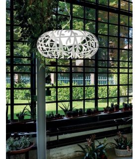 Comprar online Lámpara de Diseño en Metal : Modelo MAGGIO Blanco