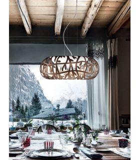 Comprar online Lámpara de Diseño Moderno Modelo MAGGIO Bronce