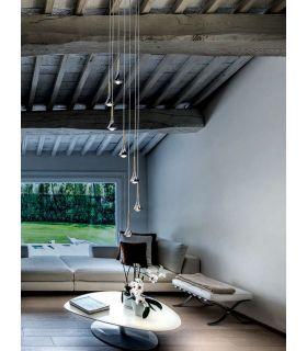 Comprar online Lámparas de diseño con Luces Led: Modelo RAIN