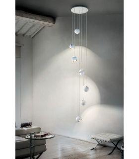 Comprar online Lámpara Colgante Personalizable de 7 Luces : Modelo SPIDER