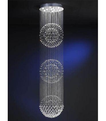Lámparas Originales: Colección ESTRATOS 3 esferas