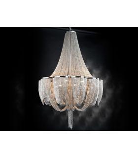 Comprar online Lámparas de Metal : Colección MINERVA 15 luces