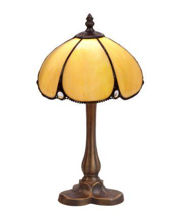 Lámparas Tiffany de Mesa : Colección VIRGINIA