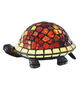 Lamparas Decorativas Tiffany : Modelo TORTUGA