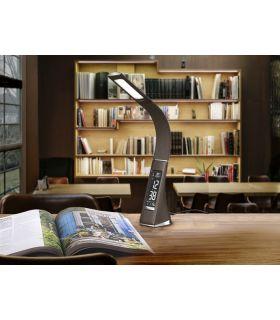 Lámpara LED para Mesa de Estudio : Modelo ALIVE marrón