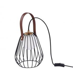 Comprar online Lámpara de Mesa con Varillas metálicas : Modelo INDIANA