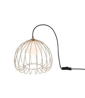 Comprar online Lámpara de Mesa de Diseño en Metal : Modelo POLLY