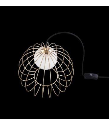 Lámpara de Mesa de Diseño en Metal : Modelo POLLY