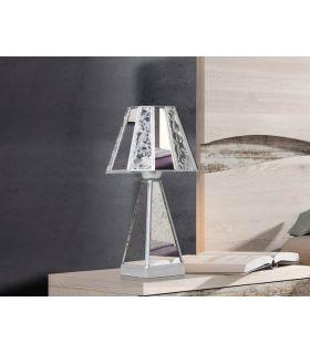 Comprar online Lamparitas de Mesa con Base de Cristal : Colección MERCIA