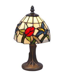 Comprar online Lámpara de sobremesa Tiffany : Colección COLIBRÍ I