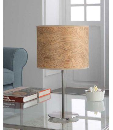 Lámparas de Mesa en Madera : Colección I FEEL WOOD