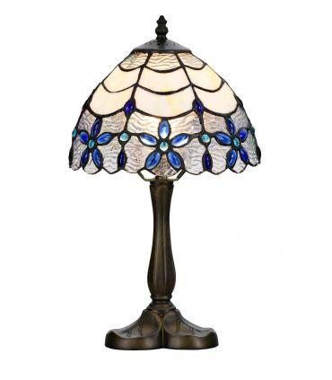 Lámpara de Metal de Estilo Tiffany : Colección BLUE