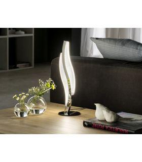 Comprar online Lamparita LED para Mesa acabado Cromo : Coleccion SINTRA
