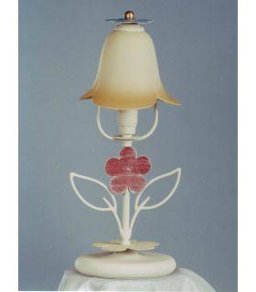 Comprar online Lámpara de sobremesa : Mod. FLOREAL (tulipa alta)