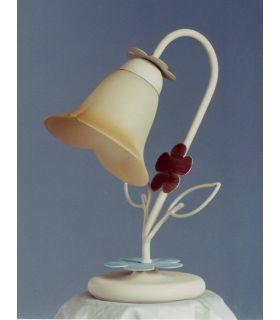 Comprar online Lámpara de sobremesa : Mod. FLOREAL (tulipa horizontal)