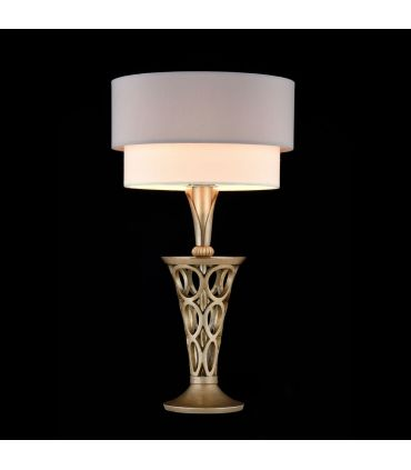 Lámpara de Mesa Diseño Clásico : Colección LILLIAN