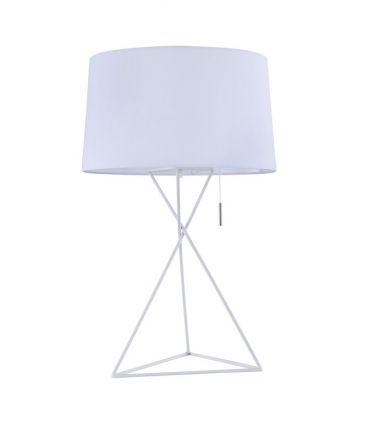 Lámpara de Sobremesa Blanca Moderna : Modelo GAUDI