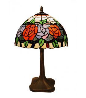 Comprar online Lámpara de sobremesa Tiffany : Coleccion ROSY