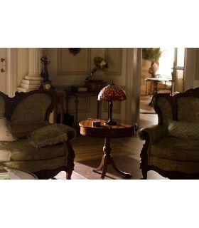 Comprar online Lamparas Portatiles Tiffany : Coleccion CARLA Grande