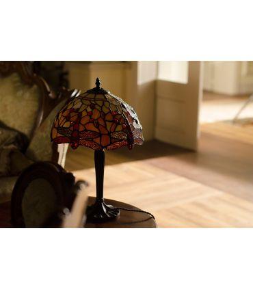 Lamparas Portatiles Tiffany : Coleccion CARLA Grande