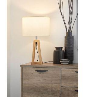 Comprar online Lámpara de Mesa en Madera : Modelo LISBOA