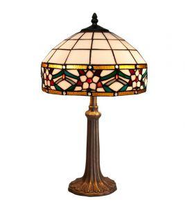 Comprar online Lámpara de Sobremesa Tiffany : Colección MUSEUM