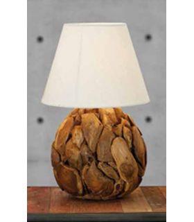 Comprar online Lámparas Rústicas de mesa : Modelo BELLA