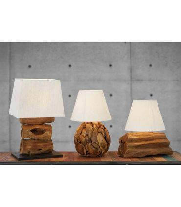 Lámparas Etnicas de mesa : Modelo BELLA