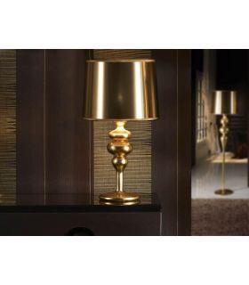 Comprar online Lámpara de Sobremesa Modelo LENA Oro