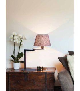 Comprar online Lámpara de Sobremesa Rústica : Modelo HOTEL LC