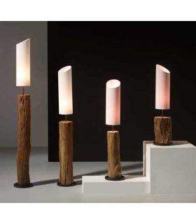 Comprar online Lamparas en madera de Estilo Rústico : NATURA TRONCO